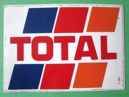 TOTAL - Autocollant Sticker Decal Adhesivo Moto - Autocollants