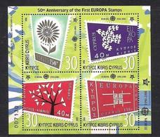 Chypre  Cyprus 2006 Yvertn° Bloc 24 *** MNH  Cote 5,00 Euro - Chypre (République)