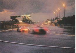 24 Heures Du MANS VIRAGE FORD LA NUIT - Le Mans