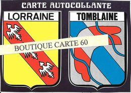 54-TOMBLAINE - LORRAINE-- BLASON- ECUSSON - HERALDIQUE - Other Municipalities