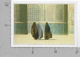 CARTOLINA NV DE AGOSTINI - AFGHANISTAN - Mazar I Charif - La Moschea Blu - Vedute Dal Mondo - 10 X 15 - Afghanistan