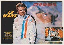 24 Heures Du MANS  STEVE Mc QUEEN - Le Mans