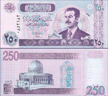 Iraq - 250 Dinar 2002 UNC - Iraq