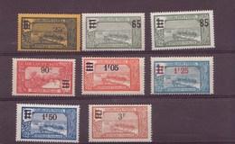 Guadeloupe N° 89 à 96** - Guadeloupe (1884-1947)