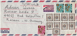 Libya, Airmail Letter Cover Travelled 1972 Tobruk Pmk B180201 - Libye