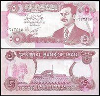 Iraq - 5 Dinar 1994 UNC - Iraq