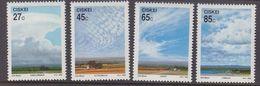 Ciskei 1992 Clouds 4v ** Mnh (37485B) - Ciskei
