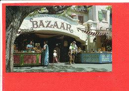 DISNEYLAND DISNEY Post Card Descriptif Au Verso - Disneyland