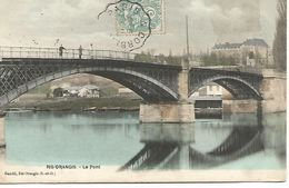 91    Ris Orangis    Le Pont - Ris Orangis