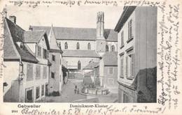 Guebwiller (68) - Gebweiler - Dominikaner Kloster - Guebwiller