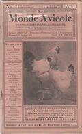 Le Monde Avicole N°2, Maggio 1912 - Books, Magazines, Comics