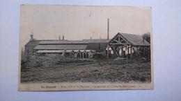 Carte Postale (t1) Ancienne Le Genest , Mine D Or De La Mayenne - Le Genest Saint Isle