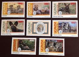 Uganda 1994 Sierra Club Animals MNH - Stamps