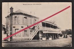 """76 SAINTE-ADRESSE -- Maison Blanche """" Restaurant _ (environ Le Havre) - Sainte Adresse"""
