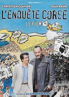 L'enquête Corse Clavier Reno Berberian Pétillon - Comédie