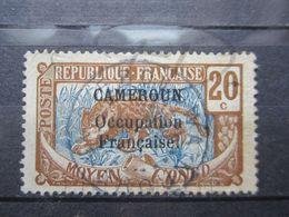 "VEND TIMBRE DU CAMEROUN N° 73 , OBLITERATION "" EBOLOWA "" !!! - Usados"
