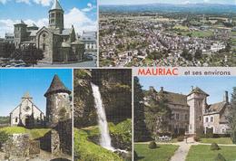 15 MAURIAC ET SES ENVIRONS / MULTIVUES - Mauriac