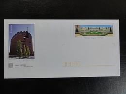 Pap International - Cathédrale D'Evry - Timbre Versailles / Jardins De Lenotre - Entiers Postaux