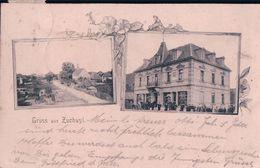 Gruss Aus Zuchwyl, Quincaillerie Und Café Lindner ? (16.12.1907) - SO Soleure