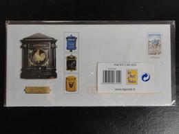 Lot De 5 Pap Musée De La Poste Paris - Sous Blister - Boite à Lettre / Carte Postale / Wagon Postal - Entiers Postaux