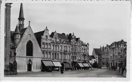 Markt En Sint-Jacobskapel Fotokaart - Lier