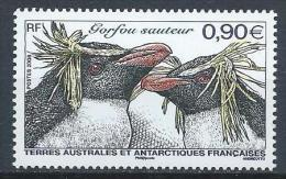 TAAF Neuf  N° 502 De 2008 Oiseaux Pingouins - French Southern And Antarctic Territories (TAAF)