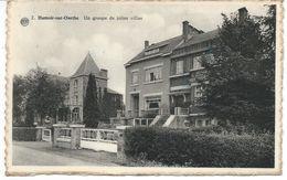 2.Hamoir S/Ourthe Un Groupe De Jolies Villas - Hamoir