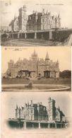 Gendron - Celles : : Château ---  3 Cp - Celles