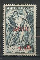 ALGERIE 1947 N° 266 ** Neuf  MNH Superbe Cote 1,56 € Résistance Guerre War - Neufs