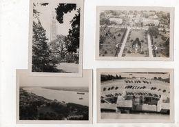 Baton Rouge. 4 Photos Originales. 1949. - Baton Rouge