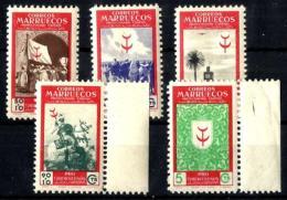 Marruecos Españiol Nº 307/11 En Nuevo - Maroc Espagnol