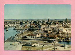 59 - NORD - DUNKERQUE - VUE GENERALE / PORT / CALE SECHE / USINE DES FORMES / - Dunkerque