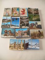 Lots En Vrac 700 Cartes Postales - France Divers Département - Europe USA & Autres Pays > Circulé - Cartes Postales