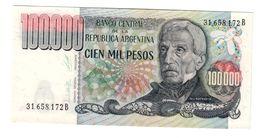Argentina 100000 Pesos 1979 UNC .C. - Argentina
