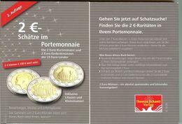 Münzkatalog Der 2 Euro Münzen, In Top Zustand - Literatur & Software