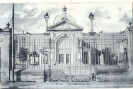 ***  30  ***  Nîmes Hopital Général - Neuve TTB - Nîmes
