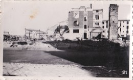 Photo Ancienne  Dunkerque  Guerre 1939 1945  Sur Le Port Les établissements  PRIX FIXE - Guerre, Militaire