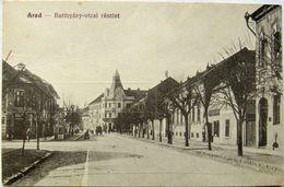 TRANSILVANIA, ARAD 1926, Strada BATHYANY, Necirculata - Romania