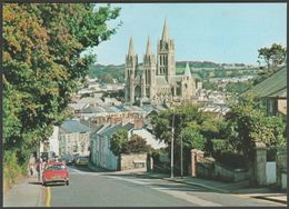 Truro Cathedral From Chapel Hill, Cornwall, C.1970s - Judges Postcard - England