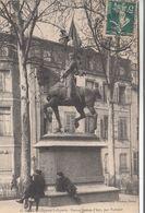 Cp , 54 , NANCY , Square Lafayette , Statue De Jeanne D'Arc, Par Frémiet - Nancy