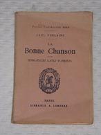 """Collection """"Petite Collection Rose"""" - Paul VERLAINE - LA BONNE CHANSON - Livres, BD, Revues"""