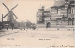 Molen Van Lokeren Station 1903 - Turnhout