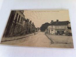 1825 - Chilleurs-aux-Bois (Loiret) - La Grande Rue - Frankrijk