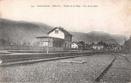 Kruth (68) - Vallée De La Thur - Vue De La Gare - France