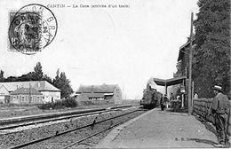 CANTIN  La Gare - Francia