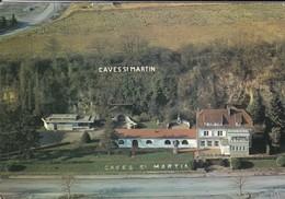 """57-----REMICH--"""" Cave SAINT-MARTIN """"--commerce Et Champagnisation De Vins--voir 2 Scans - Otros Municipios"""