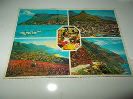 B678  Cape Town Sudafrica Viaggiata - Sud Africa