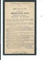 B.P. LAARNE RAMAN ROSALIE  1860 - 1932 - Religion &  Esoterik