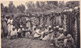 2033/ Urundi, Reunion De Chefs En Urundi, Congo - Belgisch-Congo - Varia