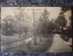(76). CUVILLE LA RIVIERE.VERS 1910.TBE. - France
